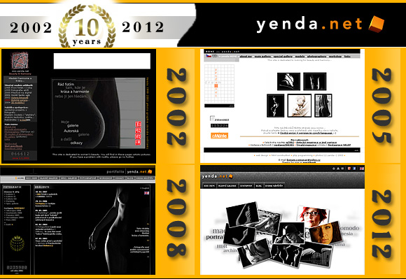 yenda.net TEN years